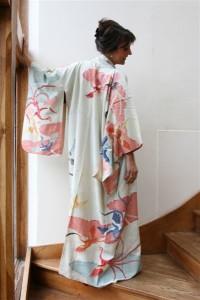 Kimono Cranes