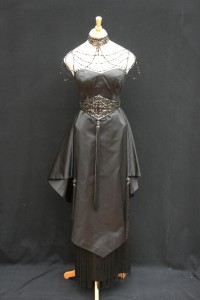 'Downtown Abbey' Style Evening Dress