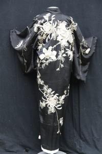 Kimono (Silk&Silver)